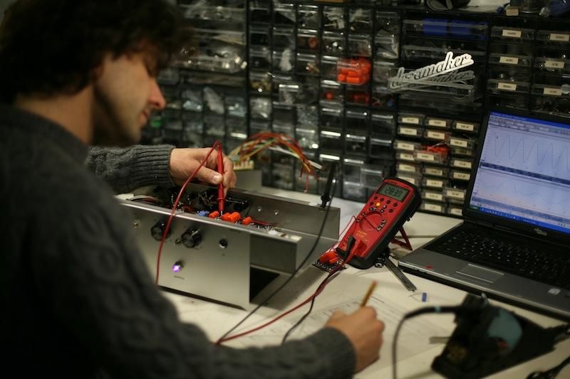 Riparazione amplificatori valvolari