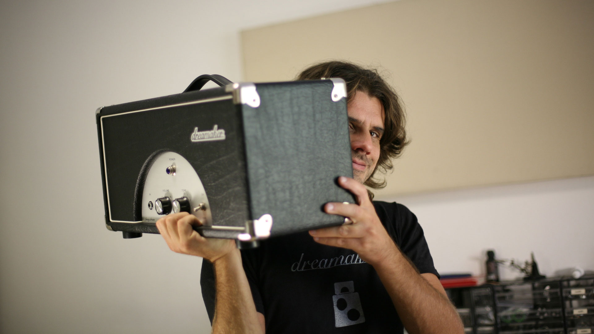 Marco Ferrari di Dreamaker Amps